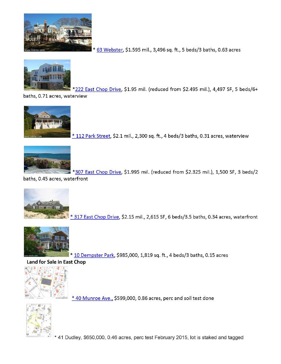 September Real Estate Update page 3