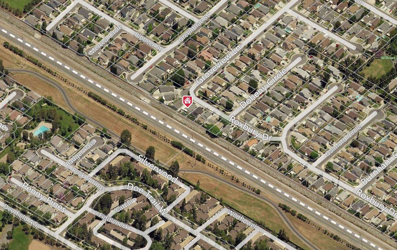 4472 Roxbury Map