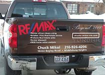 RE/MAX Truck