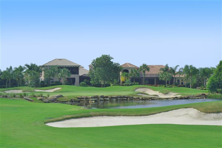 Homes on Golf Course