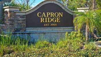 CAPRON RIDGE