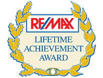 RE/MAX Lifetime Achievement Award logo