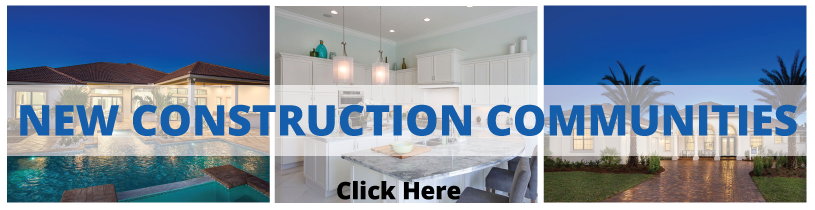 New Construction - Click Here for Communities