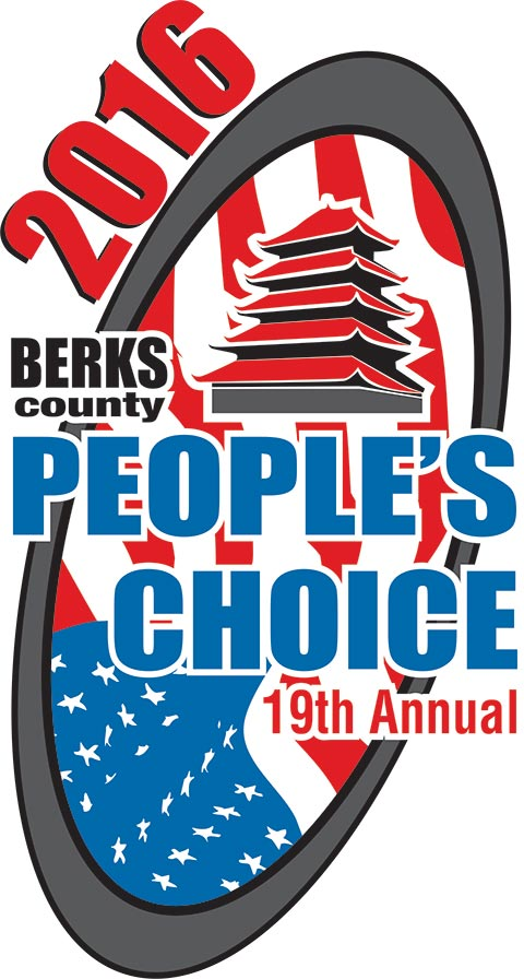 Berks County People's Choice 2016