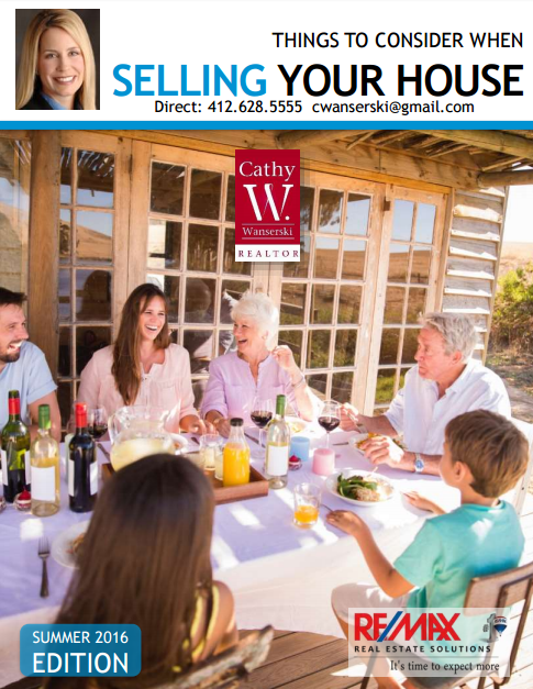 Selling your home 2016