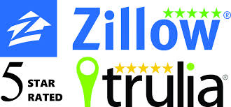 Trulia Zillow 5 Star Rating