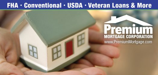 Learn about Financing options with Premium Mortgage