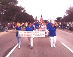 Hudson Realty at the Boynton Beach Holiday Parade and Bed Races