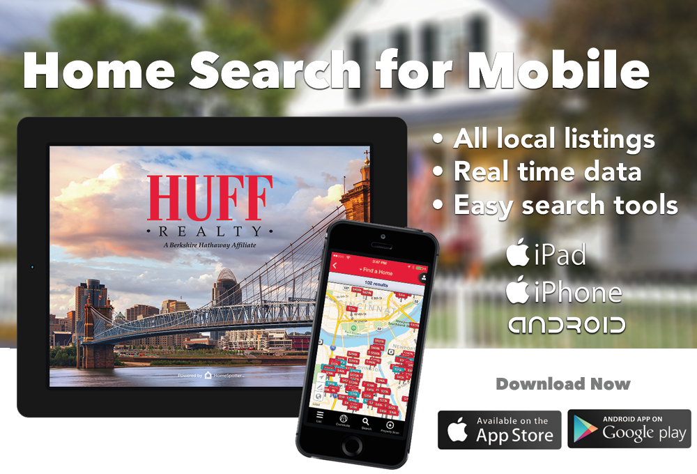Huff realty mobile app for Huff realty