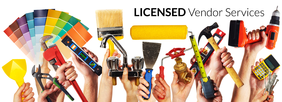 Licensed Vendor Services