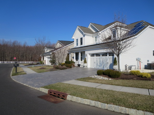 Jockey Club in Oceanport NJ Condos and Townhouses For Sale