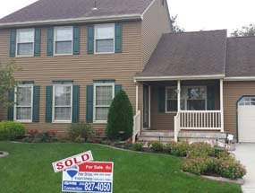 Sold Homes in Sicklerville NJ