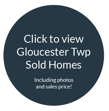 Gloucester Township NJ Sold Homes