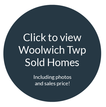 Woolwich Township NJ Sold Homes