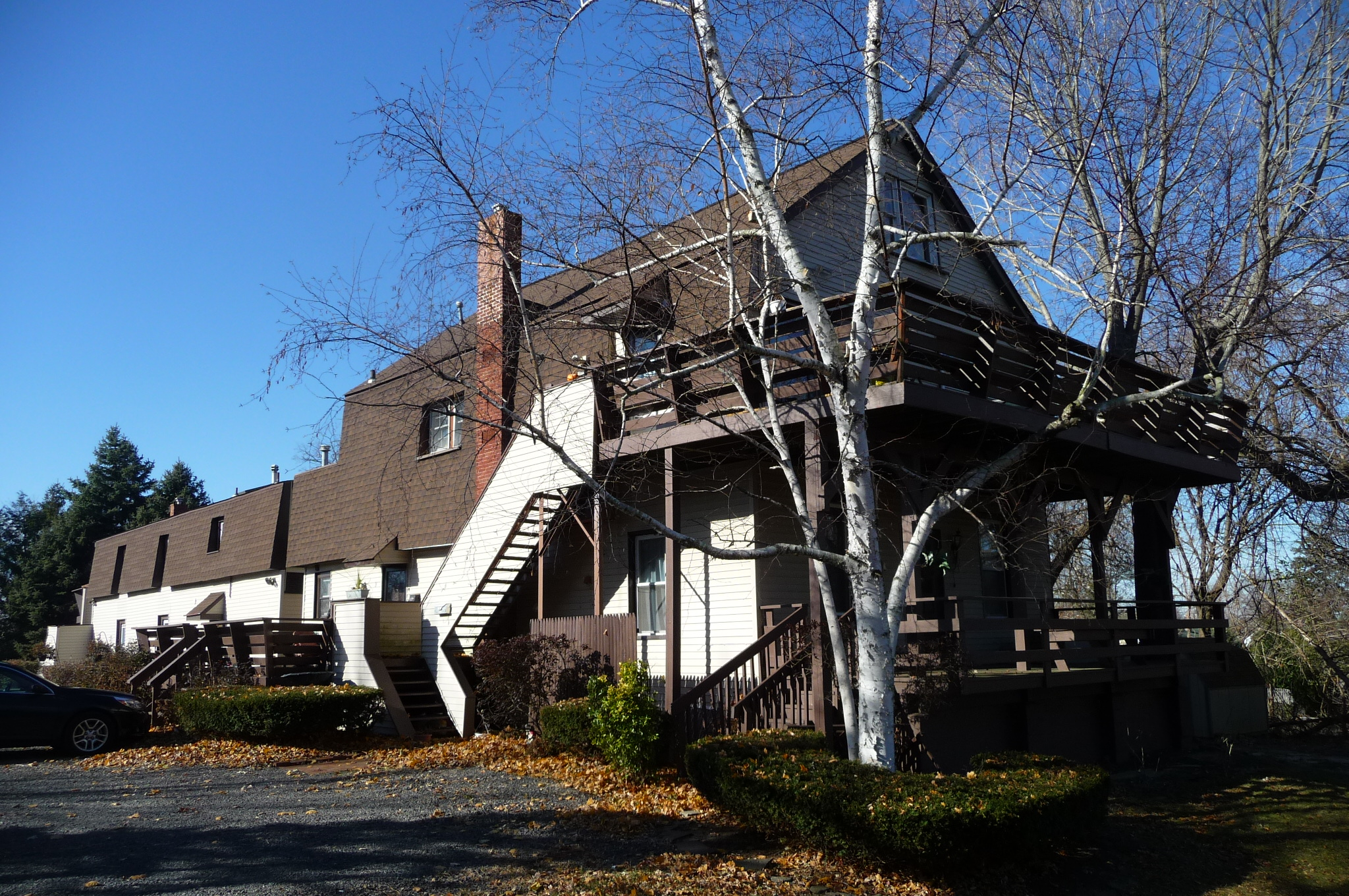 Monmouth Meadows Condos at 25 Monmouth Road in Oceanport NJ 07757