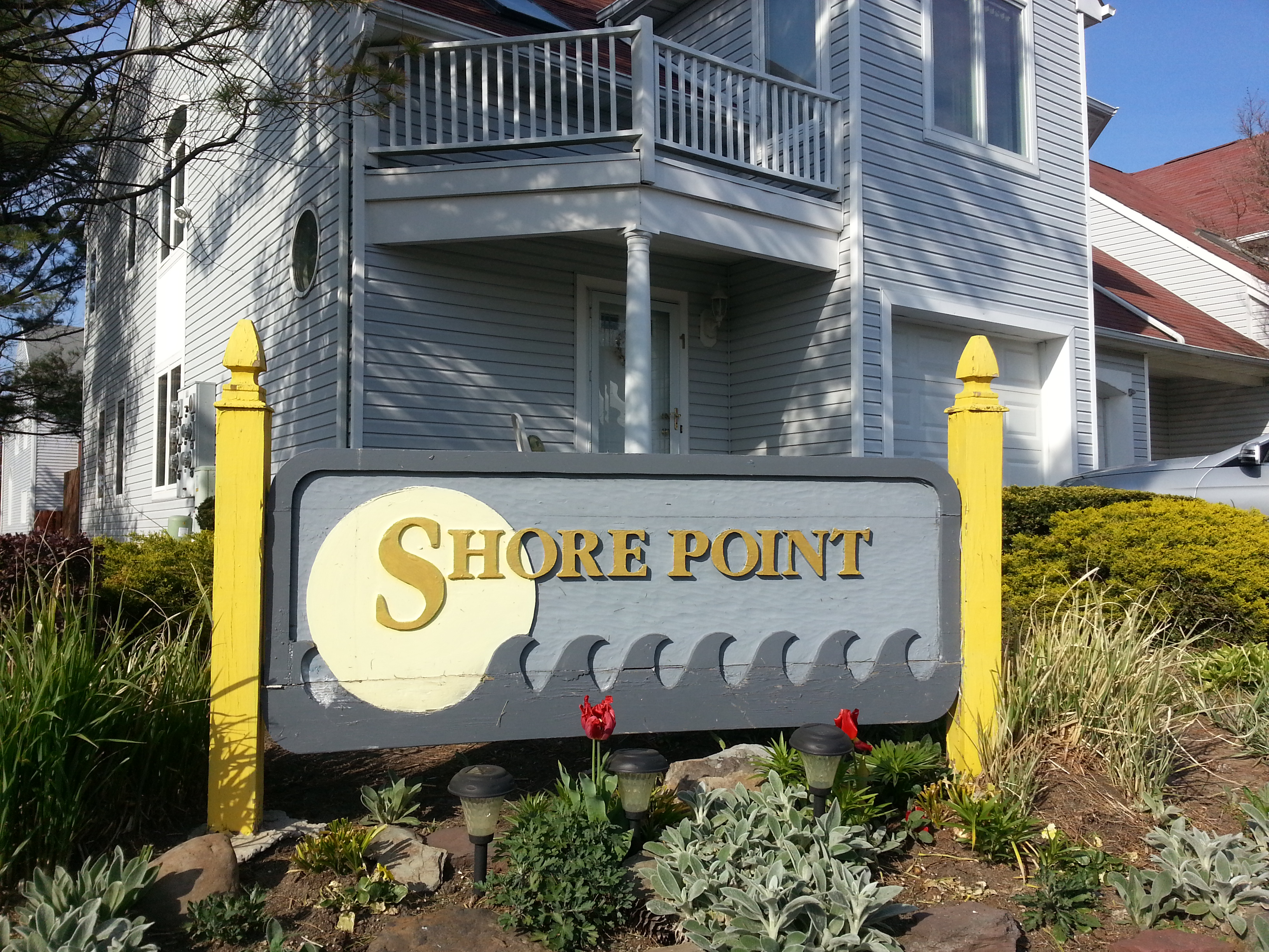 Shore Point Courts, located on Bayview Ct. off of Patten Ave, is in the North End of Long Branch