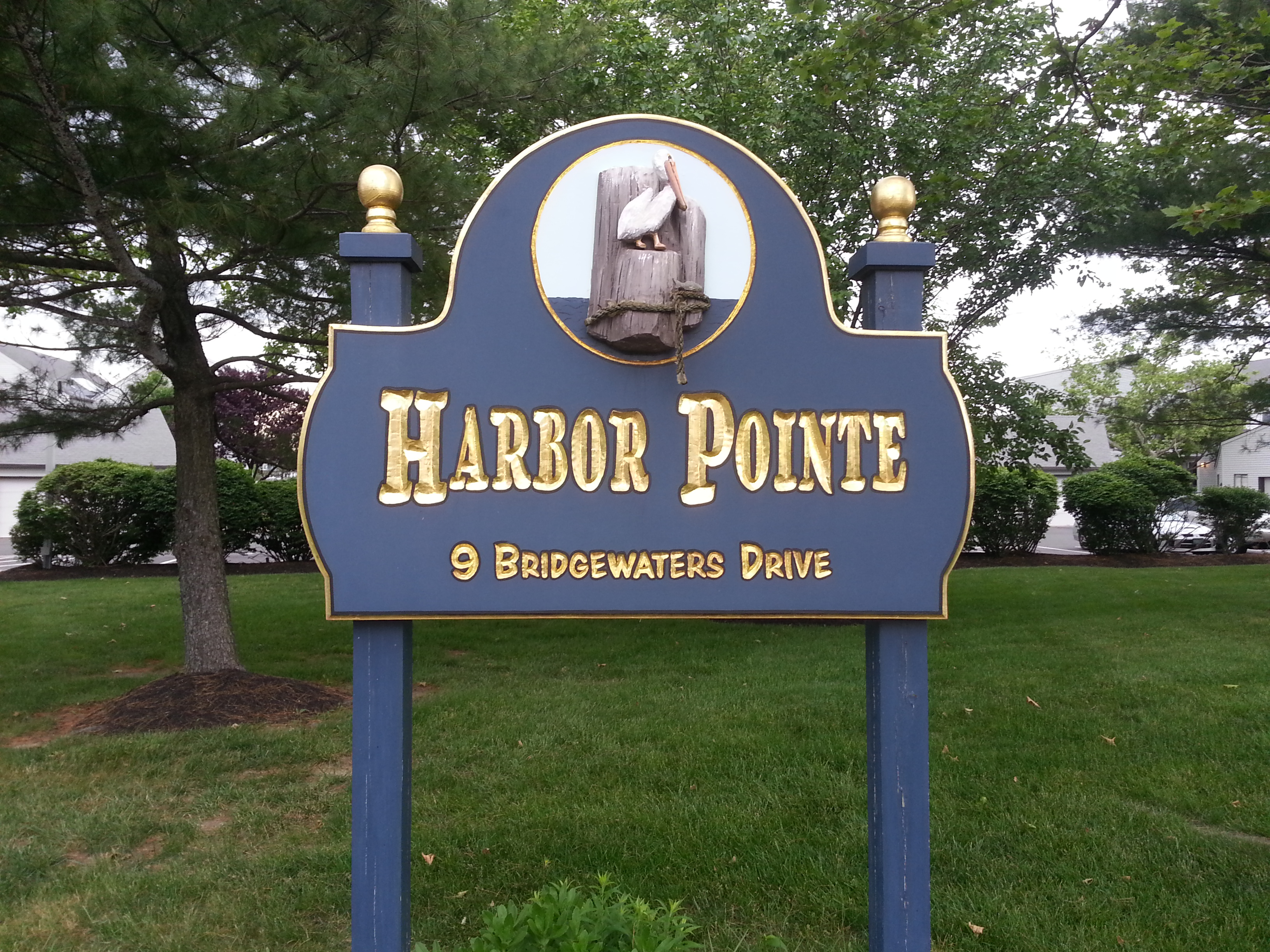 Harbor Pointe Condominium is located at 9 Bridgewaters Drive, Oceanport, NJ 07757