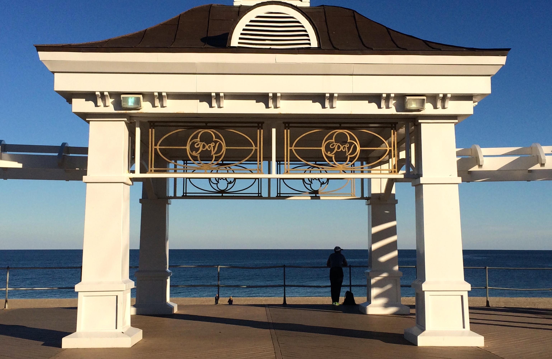 Pier Village Boardwalk Long Branch