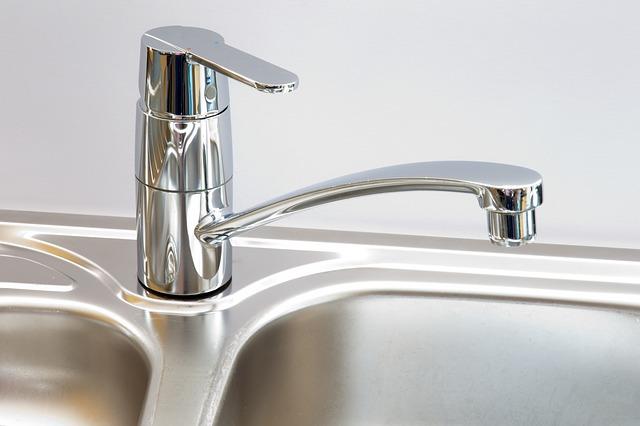Faucet, Kitchen