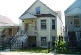 Picture Of Home With 2 Unit For Short Sale In Chicago