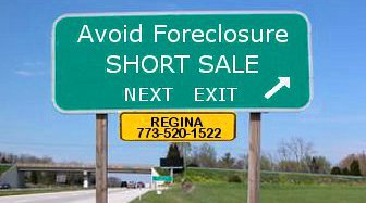 Picture of short sale street signs