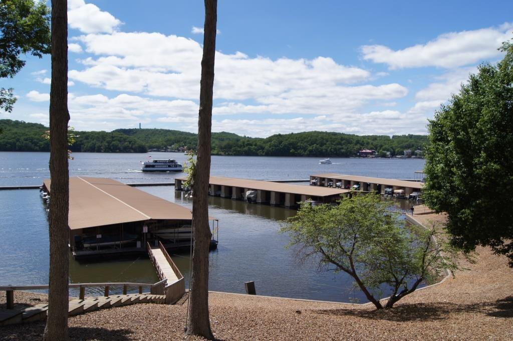 Docks with Breakwater