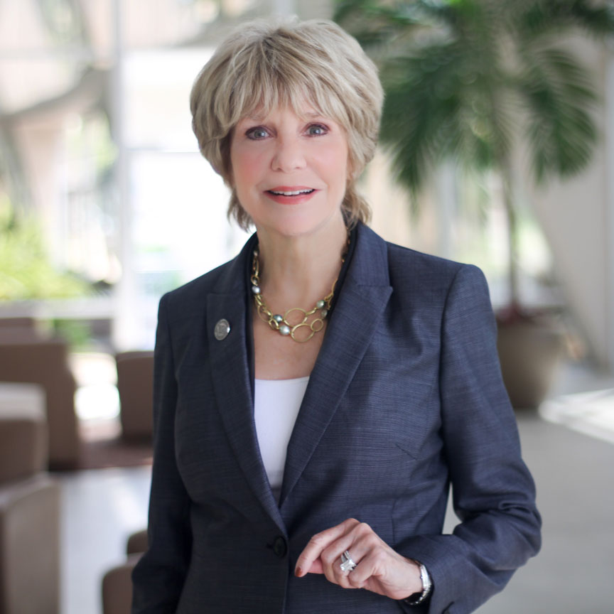 Linda H. Sherrer, President and CEO