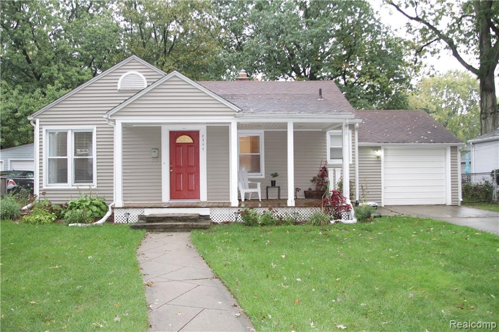 2844 Cummings Avenue, Berkley, MI 48072