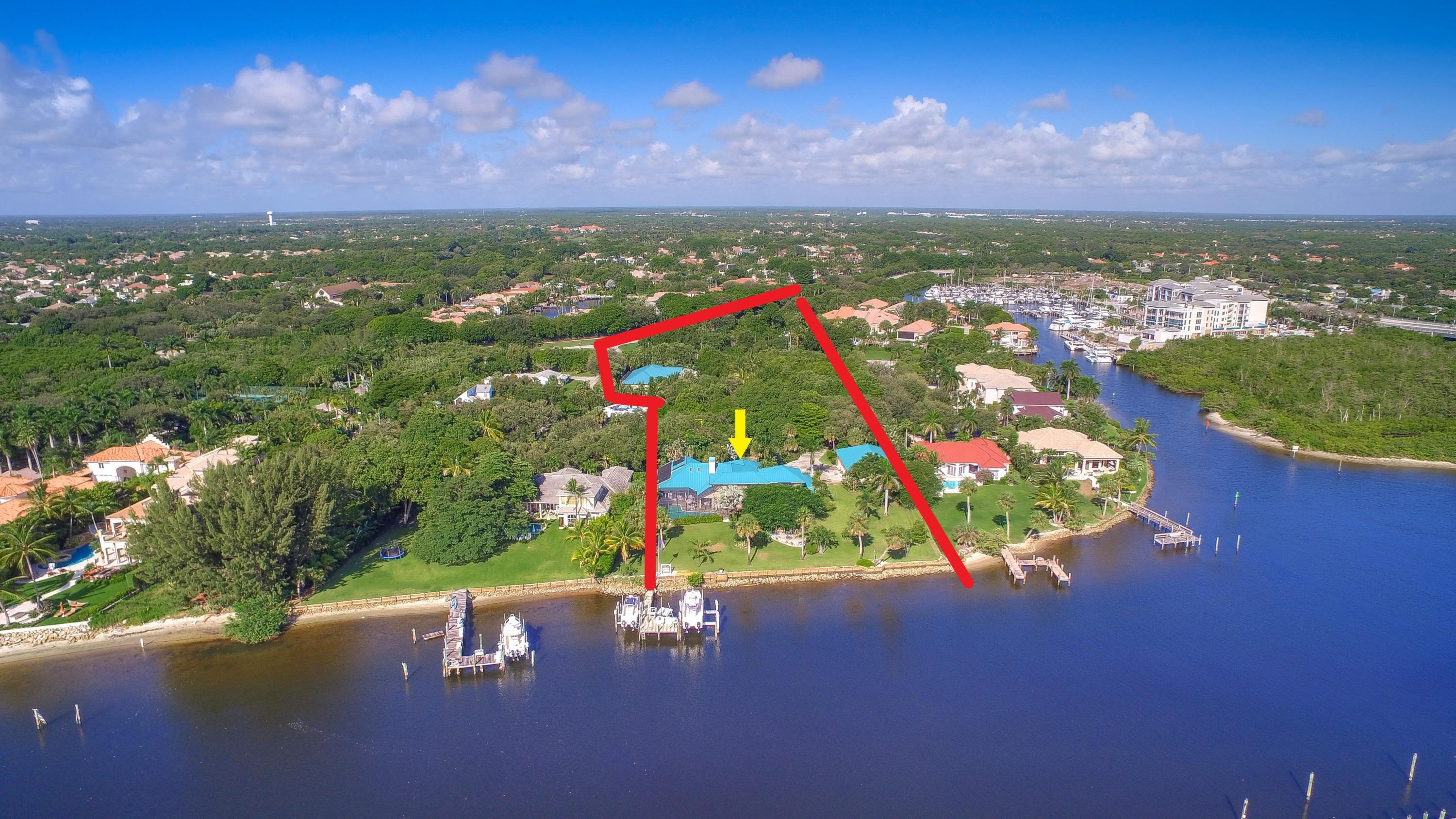 Terre / Lot de terrain pour l Vente à 13750 Old Prosperity Farms Road Palm Beach Gardens, Florida,33410 États-Unis