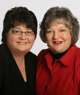 Susan Saving & Bette Henderson