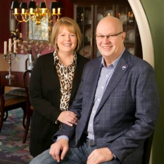 Dan & Brenda Vick