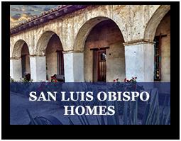 San Luis Obispo Homes