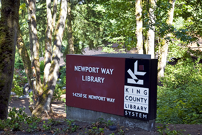 Newport Way Library