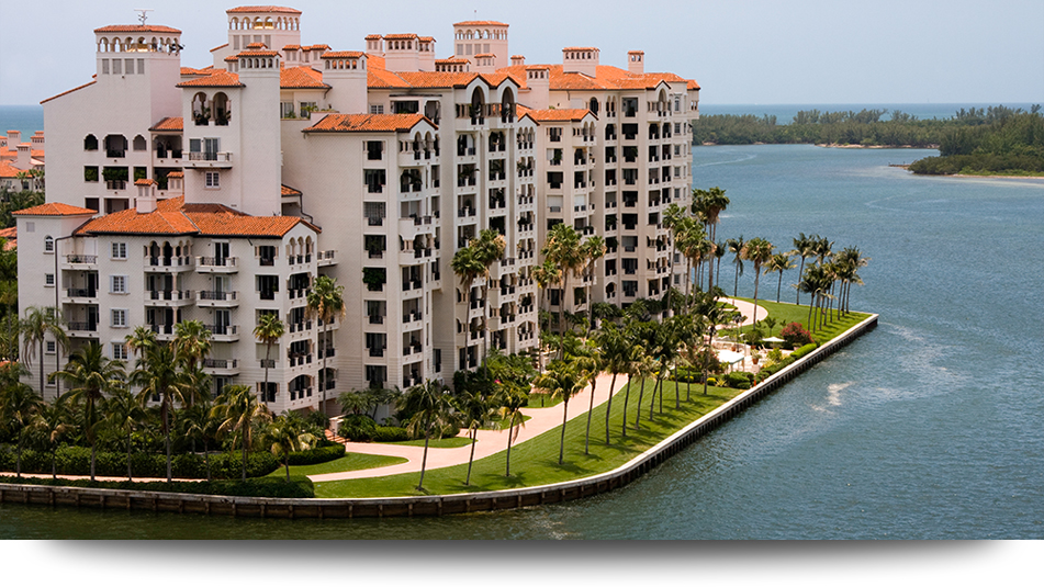 Florida Waterfront Condo for Rent