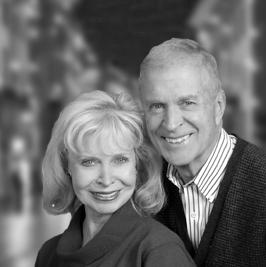 Gloria Jean and Jim Squire