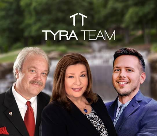 The Tyra Team, Ron, Kathy and Chris Tyra