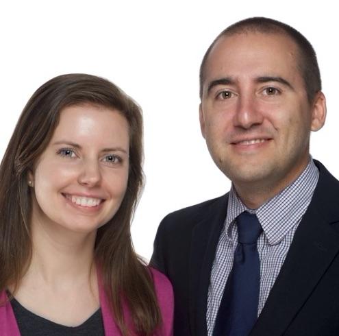 Ashley and Andrew LeSaicherre
