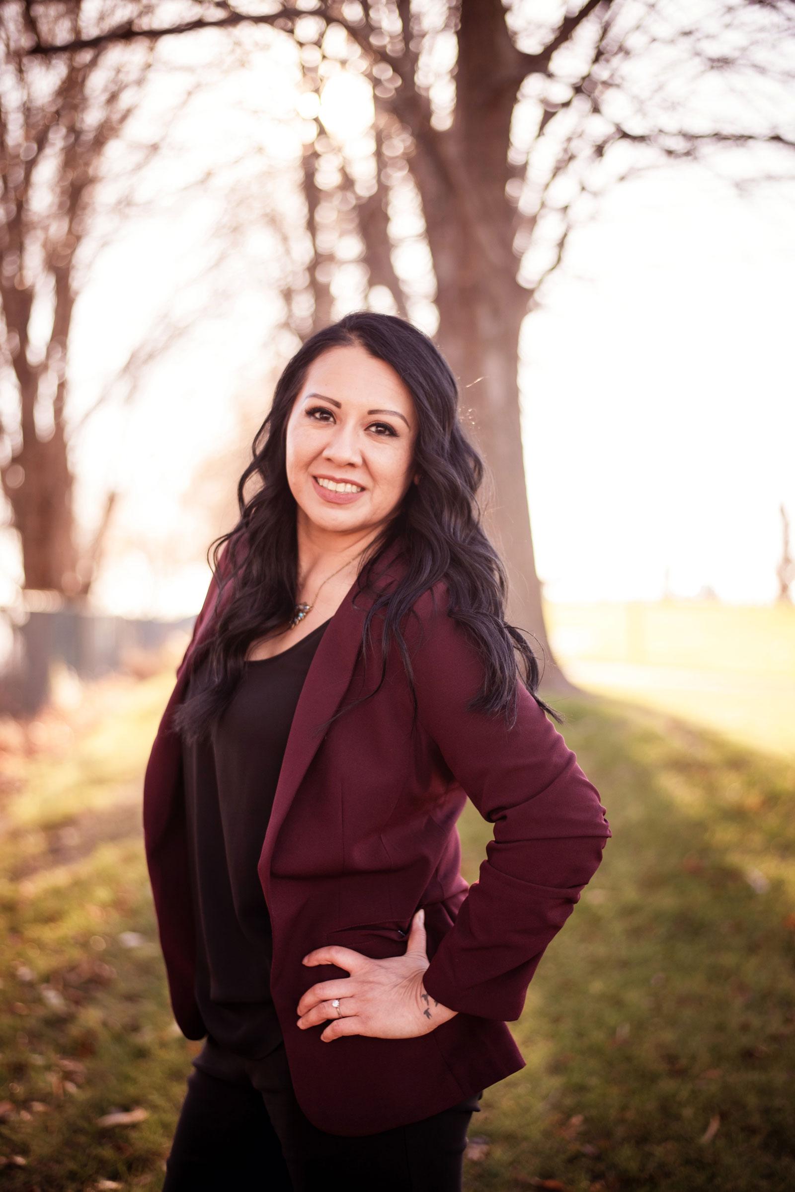 Erica Gonzales-Howland