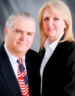 Wayne and Janet  Barnett