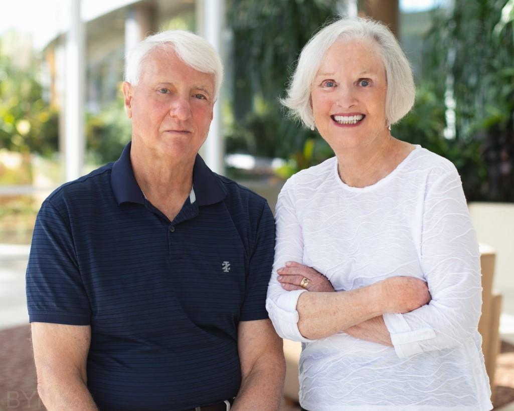Barbara & Terry Gledhill