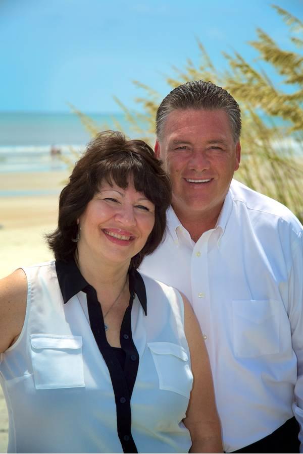 John & Cathy Bade