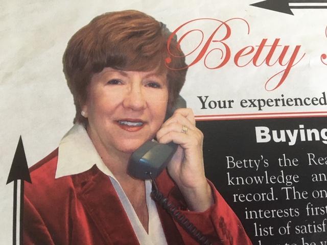 Betty Healy