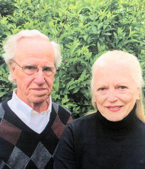 Bob & Caroline Wilford