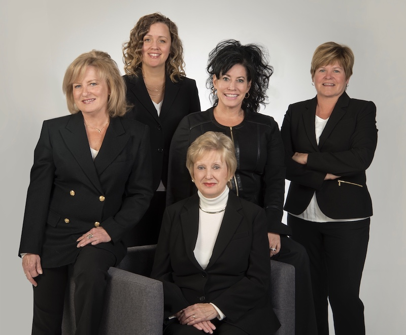 The Mary Lynn Bonsall Team