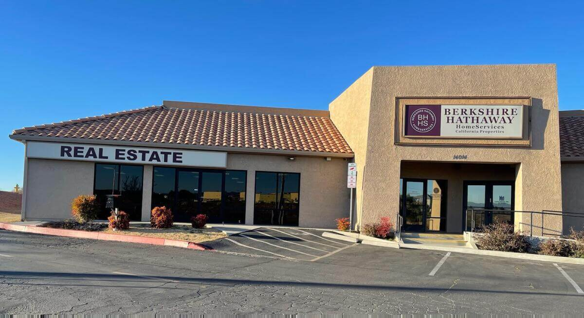 Victorville Branch Office DRE 00338699