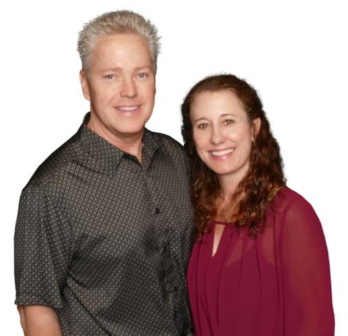 Melissa & David Vandruff