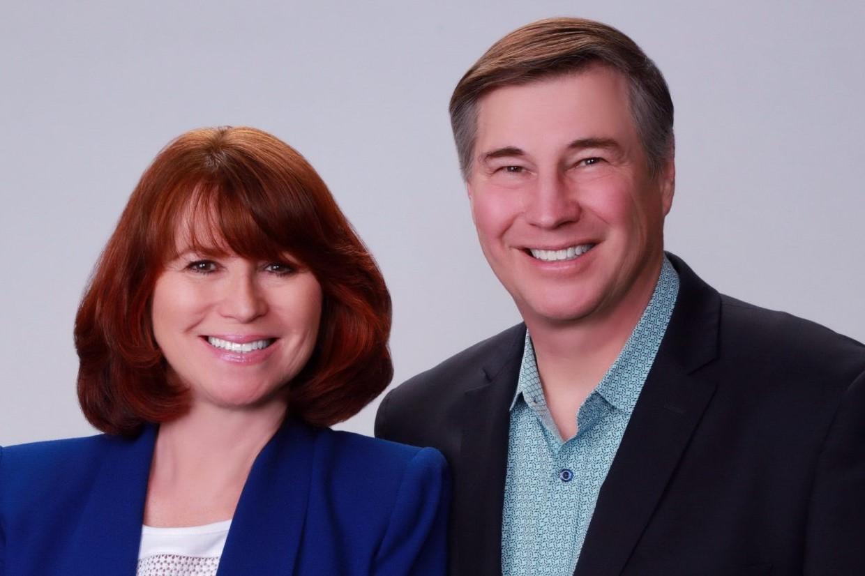 Sandra Flannery & Randy Springer