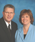 Jim and Eva Gallagher