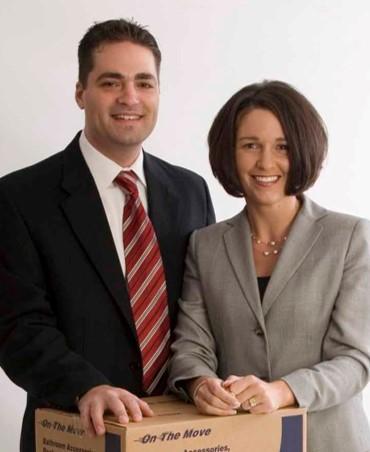 Brooke & Michael Witterman