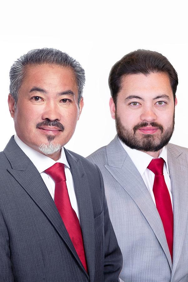Joseph Ho & Martin Ho